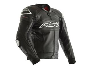 RST Tractech Evo R CE Leather Jacket Black Size L Men