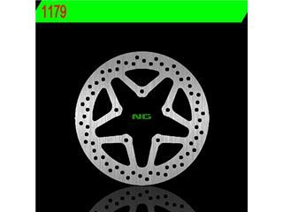 Disque de frein NG 1179 rond fixe - 3501179