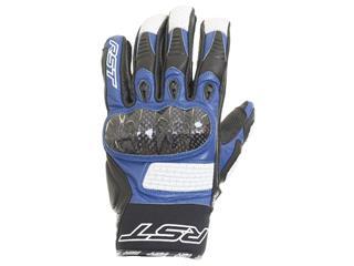 Gants RST Freestyle CE street cuir bleu taille XL/11 homme - 127050311