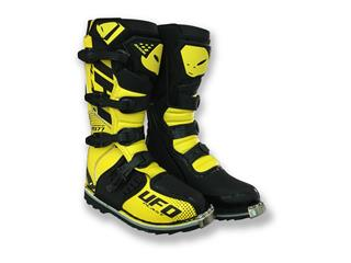 UFO Avior Boots Yellow/Black Size 45