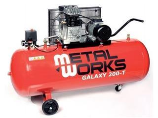 Compresor Metalworks Galaxy 200L 3CV/230V