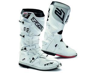 Boot Pro 2.1 White/ Size 40
