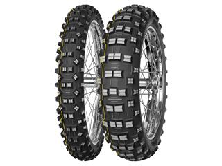 Pneu MITAS TERRA FORCE-EF 90/90-21 M/C 54R TT FIM SUPER yellow