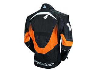 Veste UFO Enduro noir/orange taille XXL - 0a08f9f3-61a2-4d4e-ac00-754560e649ed