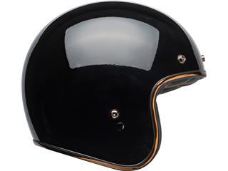 Casque BELL Custom 500 DLX Rally Gloss Black/Bronze taille XXL - 0a1c3676-f25b-4e44-ba83-c04fd63d43a6