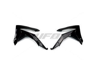 Ouïes de radiateur UFO noir Honda CRF450X - 78134620