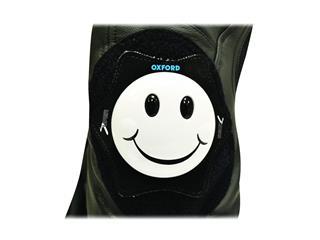 OXFORD Smiley Knee Sliders White - 0a3d34b8-d66d-4600-8a9b-8fbe904954de