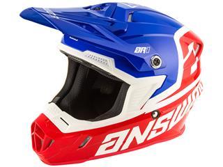 ANSWER AR1 Voyd Youth Helmet Red/Reflex/White Size YM - 801000380389