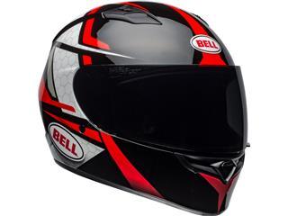 BELL Qualifier Helmet Flare Gloss Black/Red Size S - 0a817d82-a4bb-4128-9d2a-f23e50515cb8