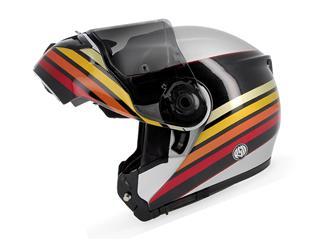 BELL SRT Modular Helmet RSD Newport Matte/Gloss Metal Red Size XL - 800000114171