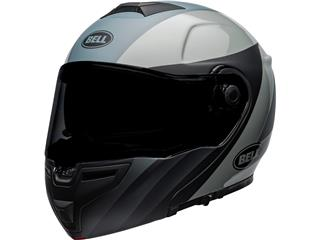 BELL SRT Modular Helmet Presence Matte/Gloss Black/Gray Size XL - 0aa5a7a9-8926-42d6-8c45-95e32d568ea2