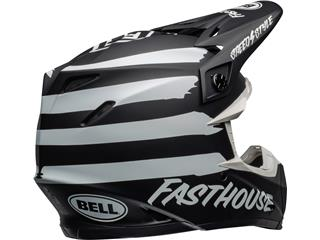 Casque BELL Moto-9 Mips Fasthouse Signia Matte Black/Chrome taille XL - 0aae3813-54a9-4c17-9b49-0307483c4246