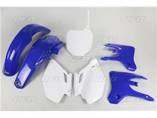 UFO Plastic Kit OEM Color Blue/White Yamaha YZ250F/450F