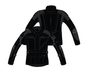 Veste RST Adventure-X CE textile noir taille S femme