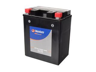 Batterie TECNIUM BTX14AH-BS sans entretien livrée avec pack acide - 329814