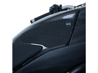 R&G RACING Tank Traction Pads Clear (2 Pieces) Yamaha Niken