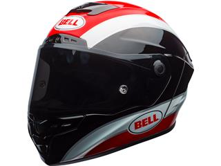 Casque BELL Star MIPS Gloss Black/Red Classic taille XL