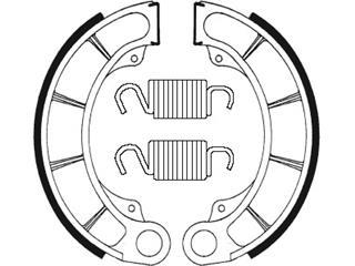 Machoires de frein TECNIUM BA198 organique