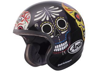 Casque ARAI Freeway Classic Skull taille XS - 43141746XS