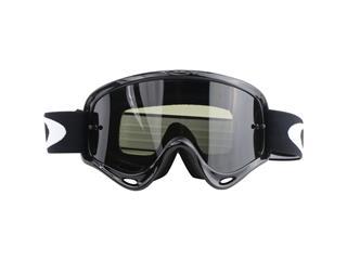 OAKLEY XS O Frame MX Sand Goggle Jet Black Dark Grey + Clear Lens - 0c252e2f-17b6-4110-89e4-9647b97bb9a5