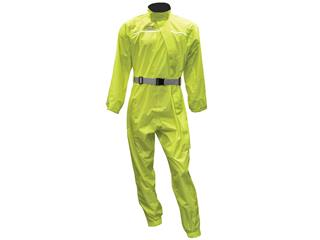 Oxford Rain Oversuit in Fluorescent Yellow, size M