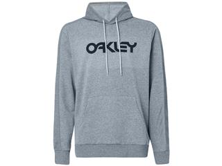 OAKLEY Reverse Hoodie New Granite Heather Size L