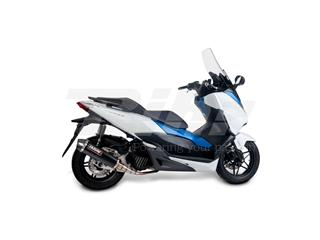 Scarico Yasuni 4T HONDA Forza 125 black carbon