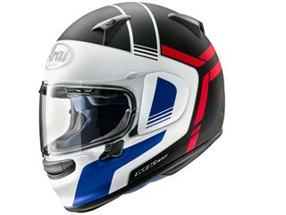 ARAI Profile-V Helmet Tube Red Size XL + Pinlock 120 Clear