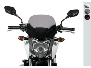 MRA Touring Windshield Black Honda NC700/750S
