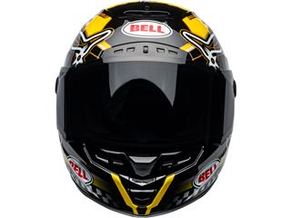 BELL Star DLX Mips Helmet Isle of Man 2020 Gloss Black/Yellow Size S - 0ccbfc41-6c72-411f-b308-84dc7c0d2659