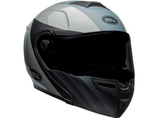 BELL SRT Modular Helmet Presence Matte/Gloss Black/Gray Size XL - 0cd64bd2-140f-48c3-8942-0c05fa51f369