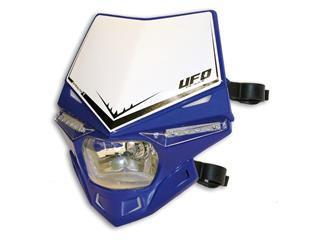 UFO Stealth Headlight Reflex Blue