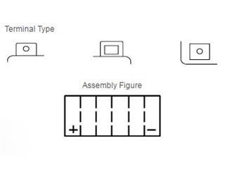 Batterie YUASA YTX14AH-BS sans entretien livrée avec pack acide - 0cf94bf3-a659-4c93-bf2d-0f40b48e477f
