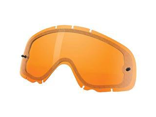 OAKLEY Crowbar Dual Vented Replacement Lens Snowcross Persimmon