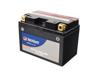 Batterie TECNIUM BTZ14S-BS sans entretien livrée avec pack acide