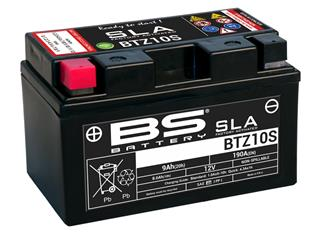 BS BATTERY Battery BTZ10S SLA Maintenance Free Factory Activated