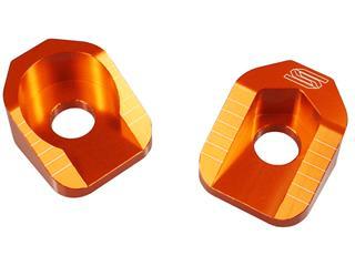 Esticador de corrente Scar, laranja KTM SX65 - 480005