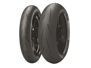 METZELER Tyre Racetec RR K1 130/80 ZR 18 M/C (66W) TL - 5773427600