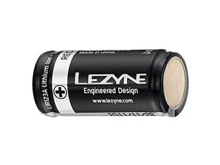 BATTERY LEZYNE.LIR 123A MICRO/HECTO/MINI DRIVE BLACK/SILVER