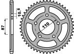 Kettenrad Stahl 49 Zähne PBR VZ400 MARAUDER