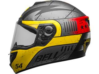 Casque BELL SRT Devil May Care Matte Gray/Yellow/Red taille L - 0e30bd2b-e0d8-43f9-8843-156eec006985