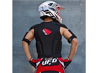 Gilet de protection UFO Cyborg avec ceinture noir taille S-M - 0e58ecd7-f7d2-4bdf-b0af-87cfaee48291