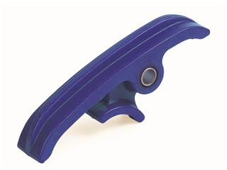 Patin de chaîne inférieur POLISPORT bleu Husqvarna  - 789851BL