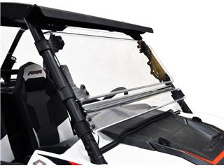 DIRECTION 2 Full Tilt Windshield Polycarbonate Polaris RZR 1000