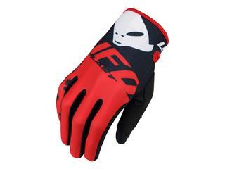 UFO Mizar Kids Gloves Red Size 5/6 - 802131710388