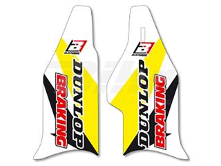 Adhesivos protectores de horquilla Blackbird Suzuki 5326