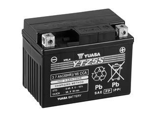 Batterie YUASA YTZ5S sans entretien activée usine - 32YTZ5S