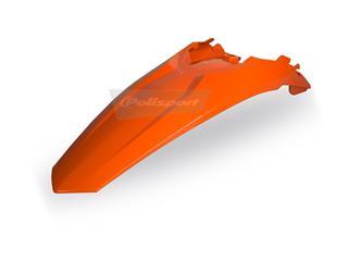 Garde-boue arrière POLISPORT orange KTM SX85 - PS316K04