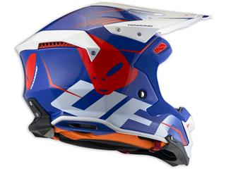 UFO Diamond Helmet Blue/White/Red Size XS - 0f214807-6cd2-43cc-b9a4-d9bd1e115169