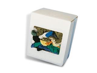 Chiffons coton BIHR carton 10kg - 89180061